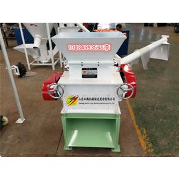 破碎机玉米粮食饲料锤片式破碎机亚博平台网站饲料加工设备