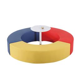 圆形大厅沙发