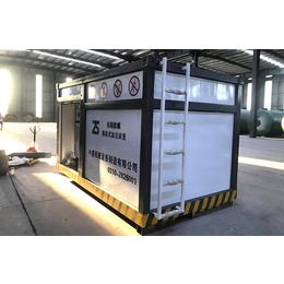 撬装式加油站设备-中盛能源公司-新疆撬装式加油站