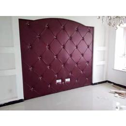 软硬包装背景墙
