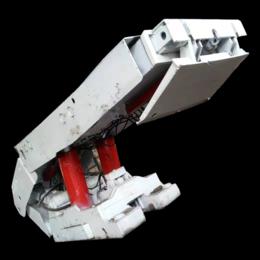 新疆联胜煤机ZY6800型号二手维修厂家煤矿用综采液压支架