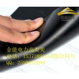 连云港生产10mm厚绿色绝缘胶垫厂家直销规格齐全