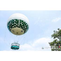 湖北航特(图)-载人观光氦气球价格-北京载人观光氦气球