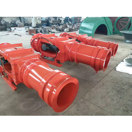 KCS230D矿用湿式除尘风机山西除尘风机厂家