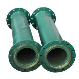 鋼襯聚氨酯管道耐磨聚氨酯內襯管道