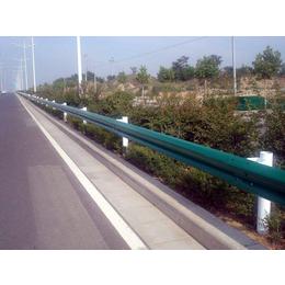 赤壁双波护栏板  乡村公路波形护栏常用规格4.0mm板厚