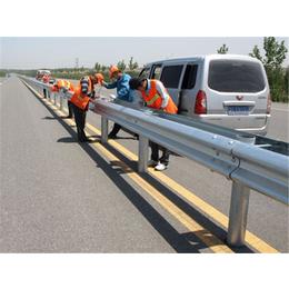 宏利护栏板厂 现货护栏安装 防护栏板每米单价