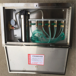 金诚压风供水自救装置厂家直销低价特卖本安型压风供水自救装置