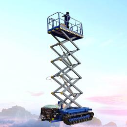 履带升降机 履带升降平台 电动登高车 高空作业平台