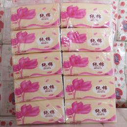 纯棉抽纸10包装13斤件10提件