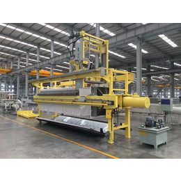 景津1500型高压板框压滤机