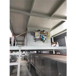 环保E牌燃气加热系统厂-净达涂装设备信誉可靠