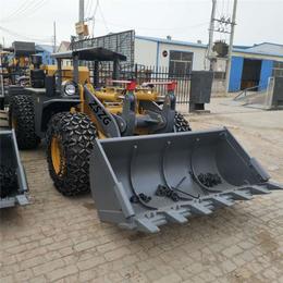 重晶石矿山用矿井装载机玉柴4105增压发动机