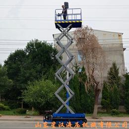 履带升降机 登高车 高空作业平台 升降台 举升机 升降车