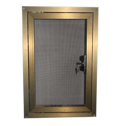 金华防盗纱窗-意博门窗品质赢口碑-安装防盗纱窗