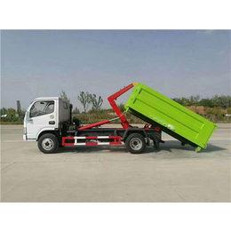 8吨10吨自吸自卸式脱水粪污运输车型号报价