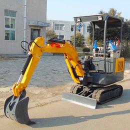 安徽大量供應果園機械履帶式挖掘機 小型挖掘機