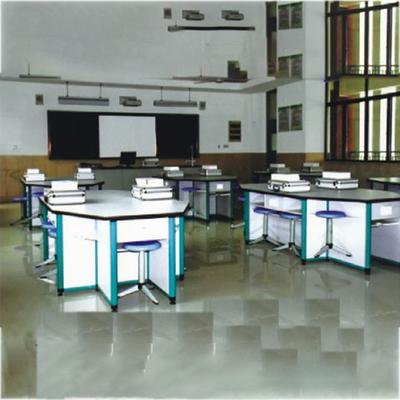全木结构物理数字化探究实验室