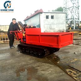 生产供应手扶履带运输车 瓜果蔬菜采摘搬运车厂家