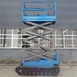 履带升降机 园林绿化修剪升降作业车 举升机 履带升降平台