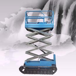 履带升降机 沙漠全自动行走升降平台 园林修剪升降作业车