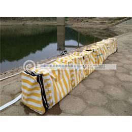 抗洪堵水移动式堵水墙厂家供应逐浪水利便捷式挡水板生产