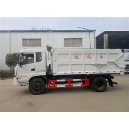 干粪污粪渣拉运车  8吨10吨15吨粪污中转车的车辆说明
