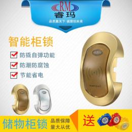 柜门锁智能桑拿锁酒店桑拿锁批 浴室密码感应锁浴场锁
