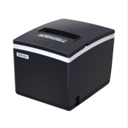 芯烨XP-N260H超市收银票据热敏打印机80mm餐饮百度