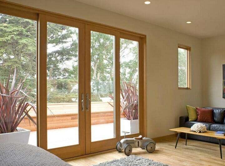 铝合金门窗到底有什么好的?