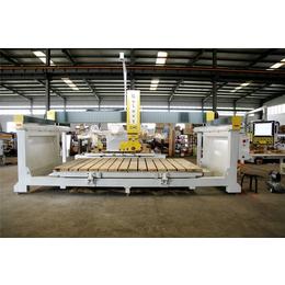 奥连特石材机械-五轴桥切-五轴桥切机