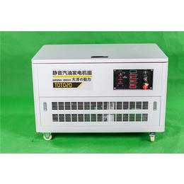 20千瓦汽油发电机组品牌