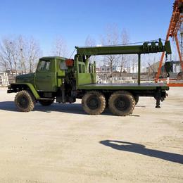 供应8吨新款拖拉机起重机四不像平板吊随车吊移树吊