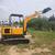 洋马水冷动力小型挖掘机 旱厕改造加长臂小挖机缩略图3