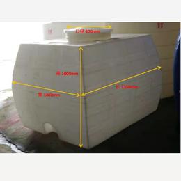 加厚 1吨  卧式水塔水箱缩略图