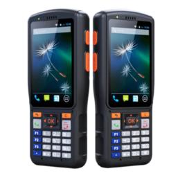 智联天地N2S000圆通PDA采集快递物流安卓手持终端盘点
