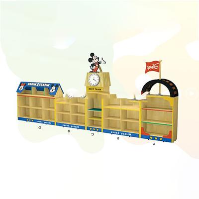 实木玩具柜