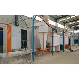 蓄润静电喷粉设备厂-铁艺护栏喷塑设备-东营喷塑设备