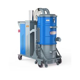 380V大功率工业吸尘器机械加工配套吸铁屑颗粒大吸力