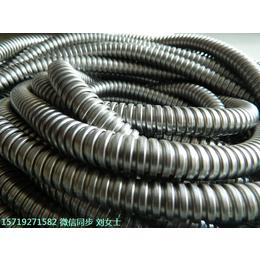 抗拉型双扣不锈钢穿线管 双层扣接结构穿线管