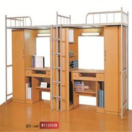 两层宿舍公寓床缩略图