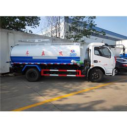 养鸡场猪场清运5吨8吨粪污运输车-抽吸粪污沼液车
