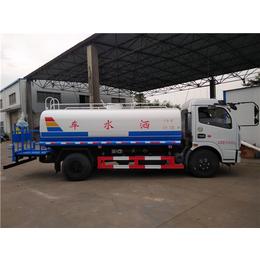 运输热水车多少钱-载重5吨6吨保温运输热水车报价