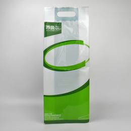 青岛食品包装袋定制 手工挂面大米抽真空风琴袋 食品包装袋定制