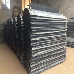 矿用溜煤板安装技术指导 搪瓷溜槽