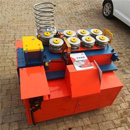 经济实用九轮数控弯管机 顶弯机 机械让建设更方便