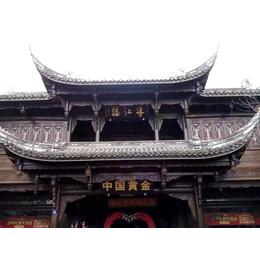 重慶社區宣傳欄制作價格公司導視牌仿古門頭招牌牌匾廠家