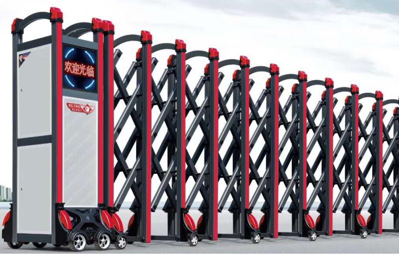 铝合金材质电动门-运通K1系列