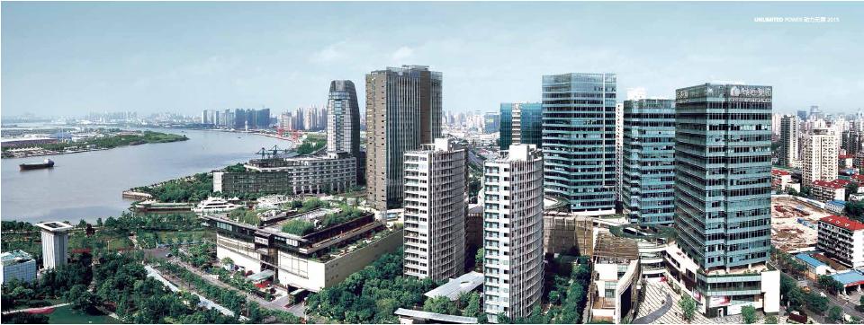 绿地集团的7大绿色建筑代表项目
