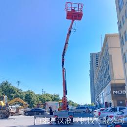 20米折臂升降机 升降车 升降平台 高空作业平台 登高车